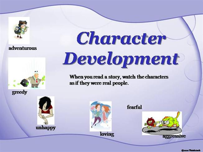 Character Trait Powerpoint Character Traits