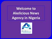 Search Latest Breaking News Blogs in Nigeria Now and Stay Informed