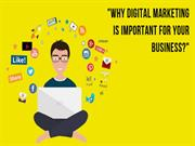 why digital marketing for business