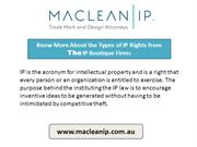 Know About Intellectual Property Lawyer Fees – Maclean IP