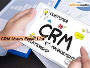 CRM Users Email List