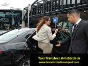 Taxi Transfers Amsterdam