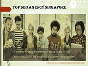 Singapore seo agency | Top SEO Agency Singapore