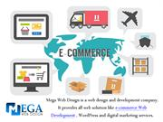 Mega Web Design: Find A Creative Ecommerce Development Agency In India