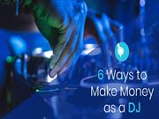 6 Way to Make Money as a DJ at JamJar Events App