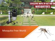Mosquito control system-converted