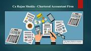 Chartered Accountant in Lucknow
