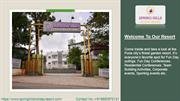 Hotels Near Pirangut Pune- Holiday Packages
