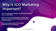 Why is ICO Marketing Important