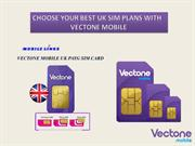 Choose International Sim Cards With Offers in UK