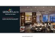 Lighten up your Office Interiors with LED Disk Downlight