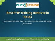 Best-php-training-institute-in-noida