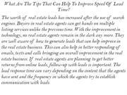 What Are The Tips That Can Help To Improve Speed Of Lead Time?