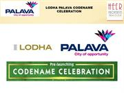 Lodha Palava Codename Celebration by Lodha Group