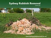 Get Affordable Household Rubbish Removal Services in Sydney