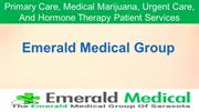We accept all Medicare plans. Centers For Medicare Web Page