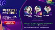 Lineup Announced For 5th Annual iHeartRadio Fiesta Latina