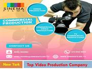 Top Commercial Production Companies Los Angeles & New York