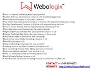 Choose Top Rated Web Design Company to grow in the market