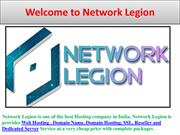 Cheapest Website Hosting and Dedicated Server By Network Legion