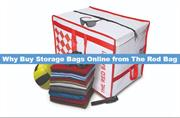 Why Buy Storage Bags Online from The Red Bag