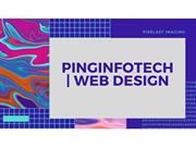 pinginfotech | web development
