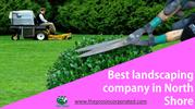Get professional services by Best Landscaping Company