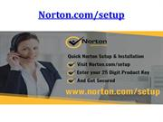 www.norton.com/setup - How to install Norton Setup