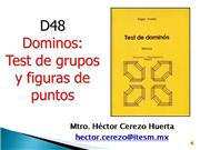 Test de Dominós D48