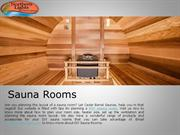 DIY Sauna Room