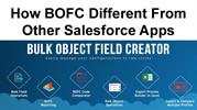 How BOFC Different From Other Salesforce Apps