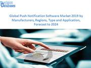 Global Push Notification Software Market 2019 by Manufacturers, Countr