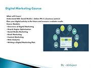 Digital Marketing Courses In Pune|Highest Rated Training.