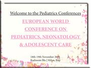 Pediatrics PDF & PPT(Track)3