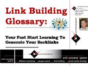 Link Building Glossary: Boost PageRank