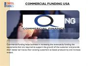 Franchise Financing Loans in USA- commercialfundingusa.com