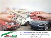 Get Cash For Your Junk Car By JCR In  New Zealand