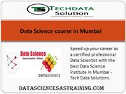 Data science Artificial intelligence Machine learning Course mumbai an