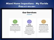 Land Surveyor Miami