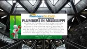 PLUMBERS IN MISSISSIPPI-PPT