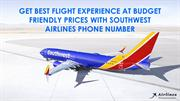 Book Budget Friendly Tickets at Southwest Airlines Phone Number