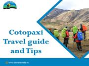 Cotopaxi Travel guide and Tips!  Sierra Nevada Expeditions