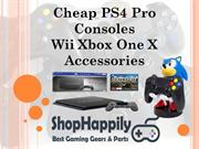 Cheap PS4 Pro Consoles  wii Xbox One X Accessories