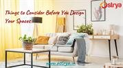 Design Your Home  Spaces
