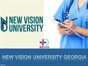 MBBS in New Vision University