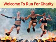 Runforcharity - upcoming Events
