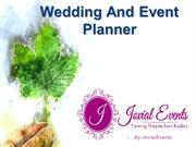 Jovial Events: Wedding Planner in Dubai, Dubai Wedding Packages