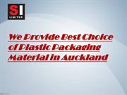 Plastic Packaging Material in Auckland