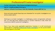 These Ways to Succeed at Private investigator online course